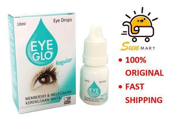 Eye Glo Regular Eye Drops 10ml