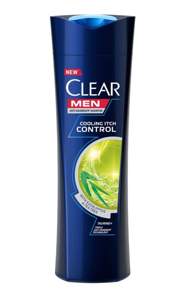 Clear Men Cooling Itch Control 315 ml