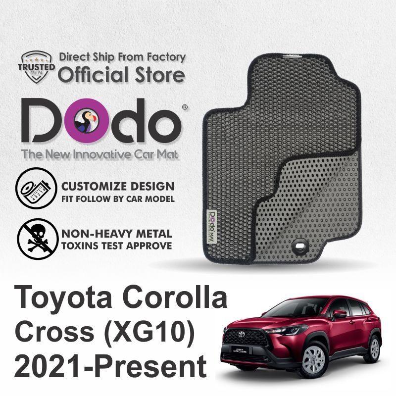 Dodo® Car Mat / Toyota Corolla Cross / 2021-Present / XG10