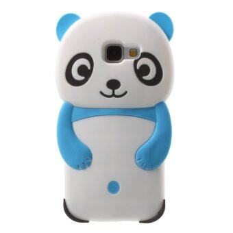 3D Panda Silicone Phone Case For Samsung Galaxy A5 SM A510F 2016