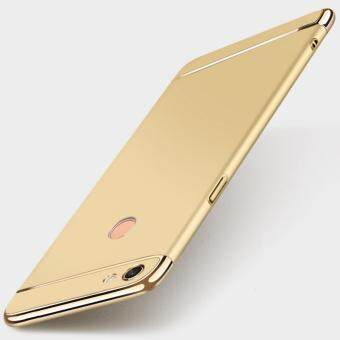 Cek Harga 3in1 Ultra Thin Electroplated Pc Back Cover Case For Oppo