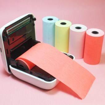 Cash Registers & Supplies 1 Roll Coreless Heat-sensitive Paper