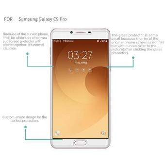 Features Samsung Galaxy C9 Pro Tempered Glass Screen Protector Dan