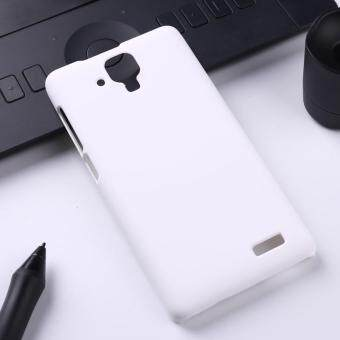 AKABEILA Oil Coated Rubber Phone Cases For Lenovo A536 A358T A 536 50 Inch Covers