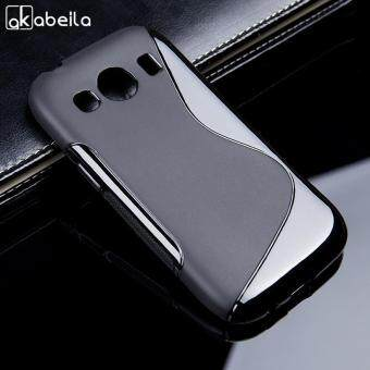 AKABEILA Sline Soft Silicone Mobile Phone Cases For Samsung Galaxy Ace 4 LTE G357FZ 43 Inch