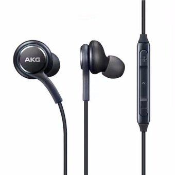 AKG In-ear 3.5mm Earphone Handsfree for Universal (Black)