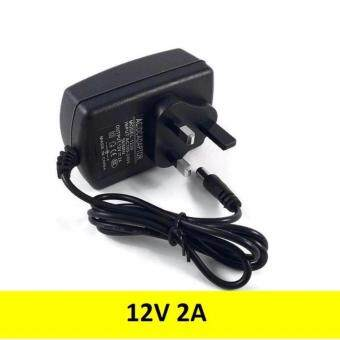 Harga Arduino 12V 2A, AC to DC Power Supply Adapter