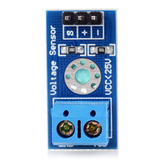 B25 Voltage Sensor Board Module for Arduino