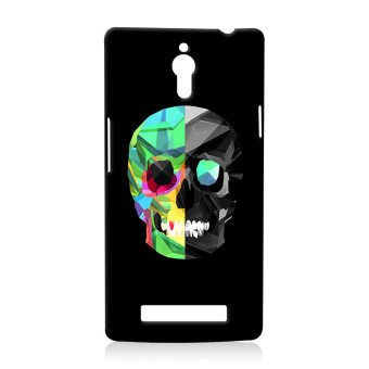 BUILDPHONE TPU Soft Case for OPPO Find7/X9007X9077 (Multicolor)