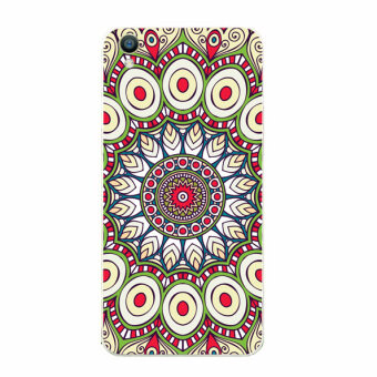 BUILDPHONE TPU Soft Phone Case for OPPO A11T/Joy 3 (Multicolor)