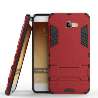 Cek Harga Byt Leather Flip Cover Case For Samsung Galaxy C9 Pro
