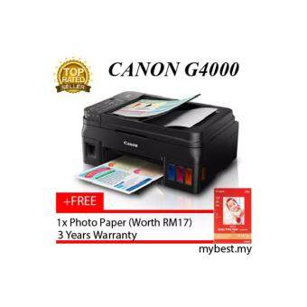 Canon Pixma Ink Efficient G4000 Refill ink 790