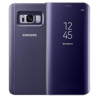 Cek Harga Samsung Galaxy S8 Clear Cover Violet Harga Terbaru