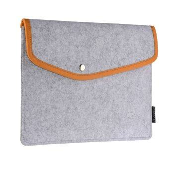 Harga dodocool 9.7 Inch Tablet Felt Envelope Cover Sleeve Carrying CaseProtective Bag for Apple 9.7-inch iPad Pro / iPad Air 2 / 1