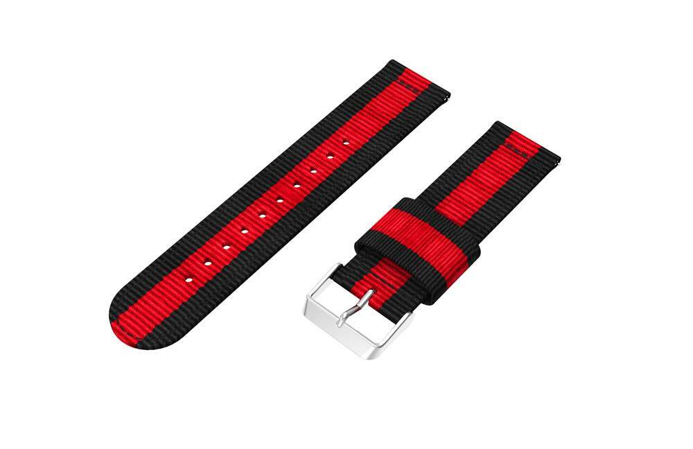 Fine Woven Nylon Adjustable Replacement Band Sport Strap for Fitbit Blaze