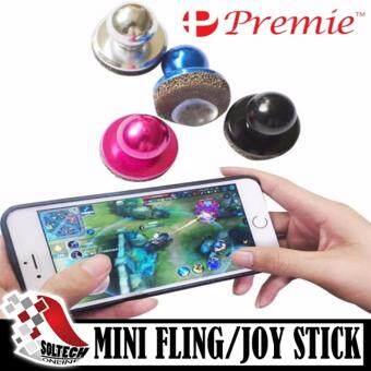 Review Pair Fling Mini Joystick Mobile Controller For Mobile