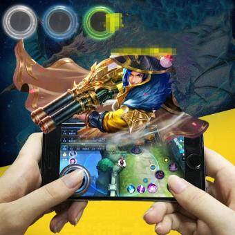 Fling Mini Joystick/Controller/Gamepad For All Touch Screen Phone & All Games mobile