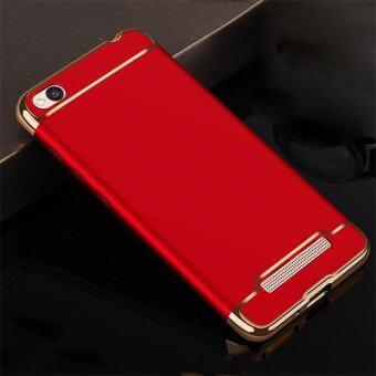 For Xiaomi Redmi 4A Hybrid 3 in1 Case Hard Plastic/PC matte PhoneCase soft silicone