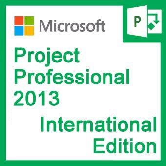 Harga Genuine Microsoft Project Professional Pro 2013 (Free E-book &Lifetime support)