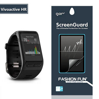 GOR applicable Yu Jiaming Garmin Jia Ming vivoactive HR smart watchscreen film protective film