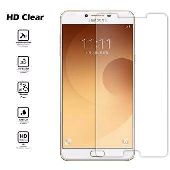 Cek Harga Hd Clear Samsung Galaxy C9 Pro Tempered Glass Screen