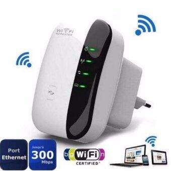 Harga HengSong 300Mbps Signal Extender Booster Wifi Repeater(UK)