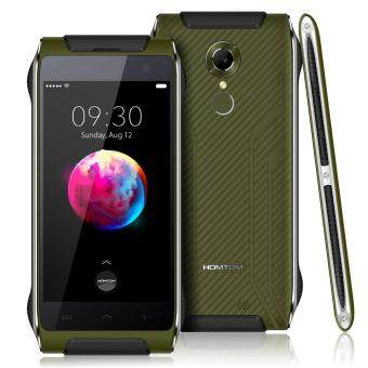 HOMTOM HT20 Pro IP68 4.7 Inches HD 3G+32G (Green)