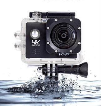 Harga Best Sell Arrival! 4K Action Camera H9/H9R Ultra HD 4K Action Camera 30m Waterproof 2.0' Screen 1080p Sport Camera