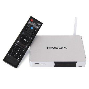 Harga Himedia Q5Pro (4th Gen) 4KHDR Quad Core Android TV BOX Q5 Pro 2G RAM+8GROM