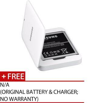 Harga (ORIGINAL) (ORIGINAL) Samsung Galaxy S4 Zoom Battery Kit i9500 (Orginal Battery + USB Charger)