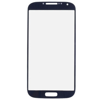 Harga LCD Screen Lens Glass for Samsung Galaxy S4 SIV i9500 (Blue)-