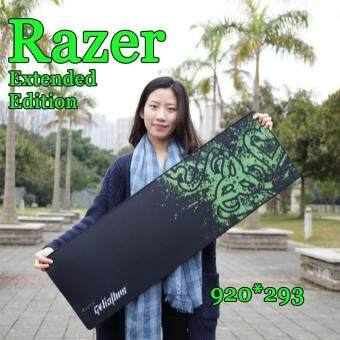 Harga Razer Goliathus Control Speed Mouse Pad Mat large 920*293*3 Gaming Edition locking edge