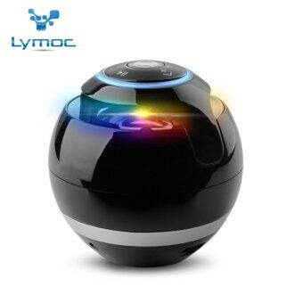 Harga Hot Lymoc Portable Bluetooth Speaker BS009 LED MINI Bluetooth Speaker Wireless Mini Stereo Music Speaker Sound Box Loudspeakers