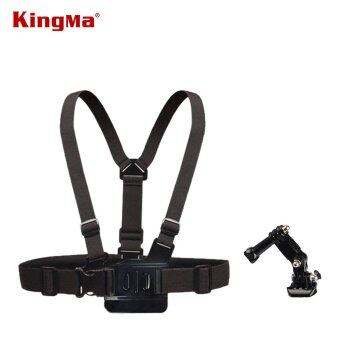 Harga KingMa Xiaomi Xiaoyi Action Yi Sport Camera Chest Mount Harness Strap