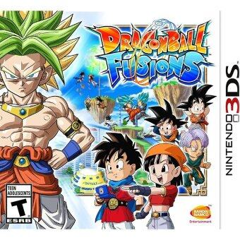 Harga 3DS DRAGON BALL FUSIONS (US)