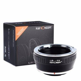 Harga K&F Concept adapter for Leica R mount lens to Fujifilm X-Pro2 X-A2 X-E1 camera