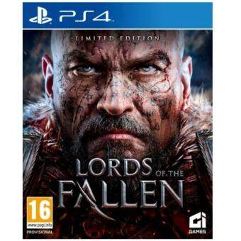 Harga Refurbished PS4 Lords Of The Fallen