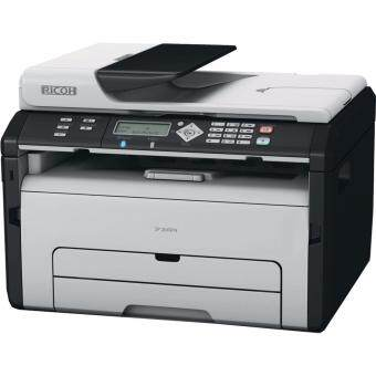 Harga Ricoh SP204SN A4 Mono Multifunction Laser Printer