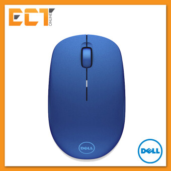 Harga Dell WM126 1000 dpi Wireless Optical Mouse - Blue