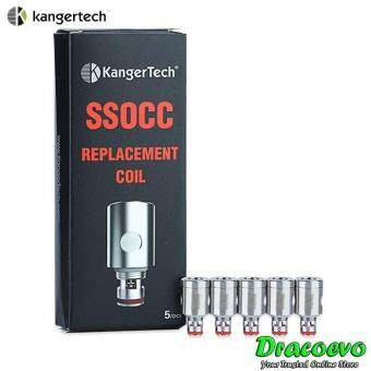 Harga KangerTech SSOCC Replacement Coil 0.5 Ohm NiCr for Subtank/TOPTANK/NEBOX
