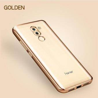 Harga HOECOGE Ultra thin Plating Mobile Phone Case For Huawei Honor 6X Electroplated Soft Silicone Phone Cover For Honor 6x