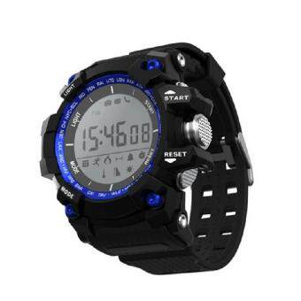 Harga MOUSEMI XR05 Smart Watch Android/iOS Bluetooth Phone Connecter Waterproof Watches Ultraviolet Altitude Air Pressure Smartwatch