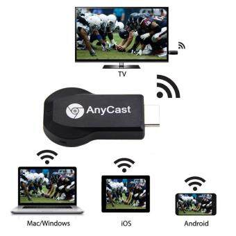 Harga YBC HD 1080P AnyCast M2 Plus Airplay Wifi Display TV Dongle Receiver for Android IOS Windows