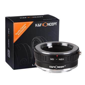 Harga K&F Concept Adapter mark II for Minolta MD MC Lens to Sony E-Mount Camera a7R2