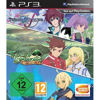 Harga PS3 Tales of Symphonia Chronicles & Tales of Graces F Dual Pack