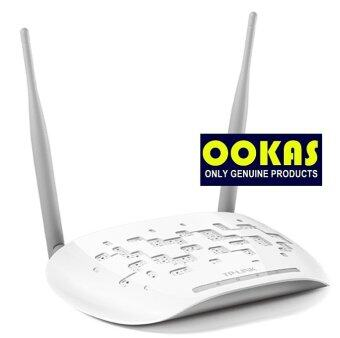 Harga TP-LINK 300Mbps Wireless N Acces Point TL-WA801ND Wireless WiFi AP