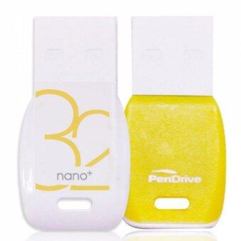 Harga PenDrive 32GB NANO PLUS Flash Drive (PDUSB-NANO-PLUS-32GB)