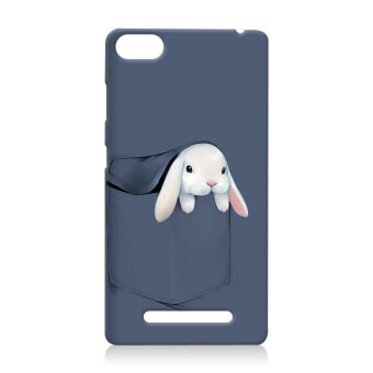 Harga BUILDPHONE PC Hard Case for Xiaomi Mi 4C/ Mi 4i (Multicolor)
