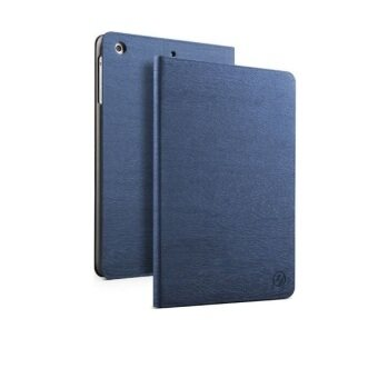 Harga Flip Case Cover Casing For Apple IPAD Mini / Mini 2 / Mini 3 ( Dark Blue )