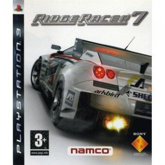 Harga Refurbished PS3 Ridge Racer 7